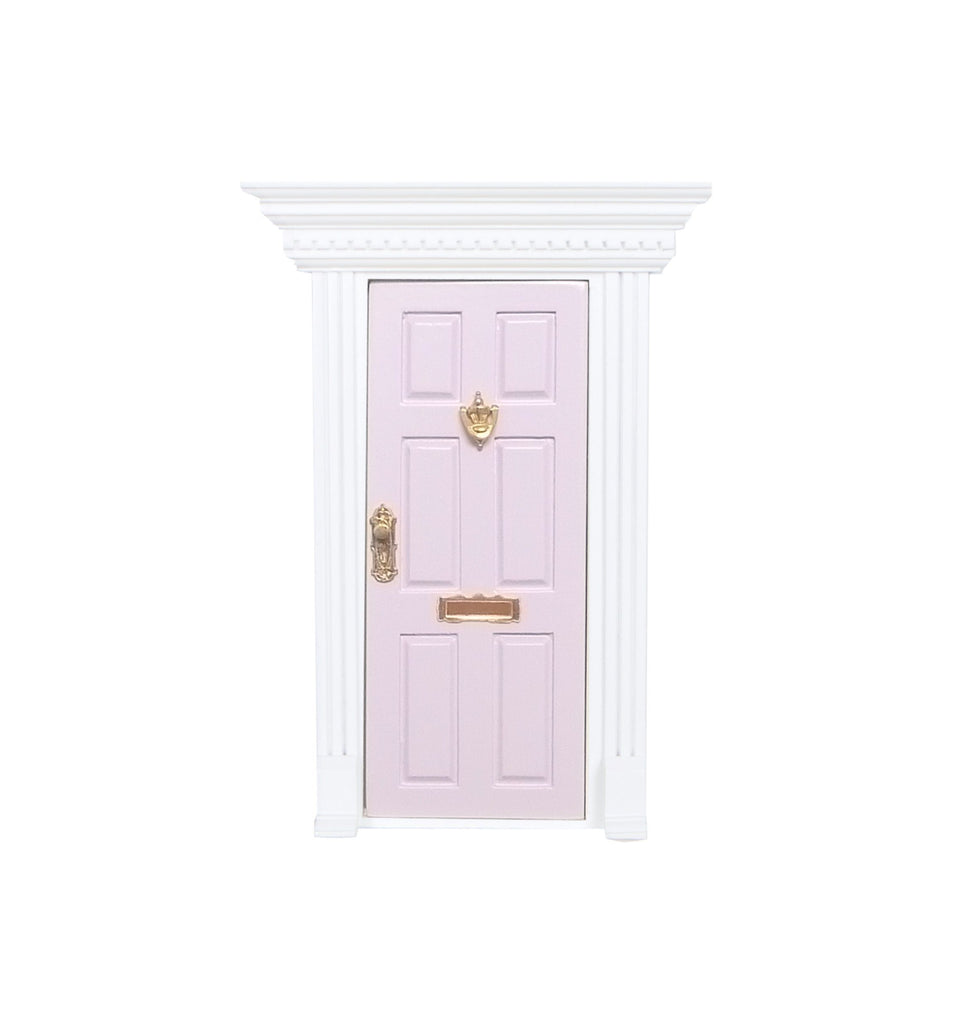 LOVE THIS! My Wee Fairy Door Mauve Purple from My Wee Fairy Door - shop at littlewhimsy NZ
