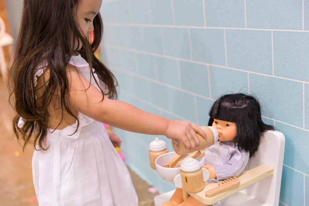 LOVE THIS! Iconic Toy - Doll Accessories Kit from Make Me Iconic - shop at littlewhimsy NZ