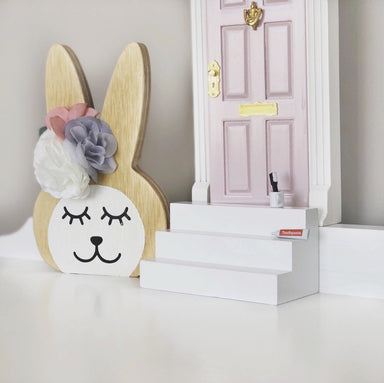 LOVE THIS! Fairy Miniature Toothbrush Set from My Wee Fairy Door - shop at littlewhimsy NZ