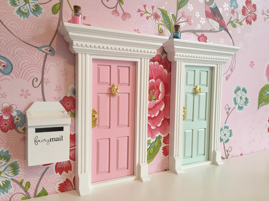 LOVE THIS! Fairy Mailbox from My Wee Fairy Door - shop at littlewhimsy NZ