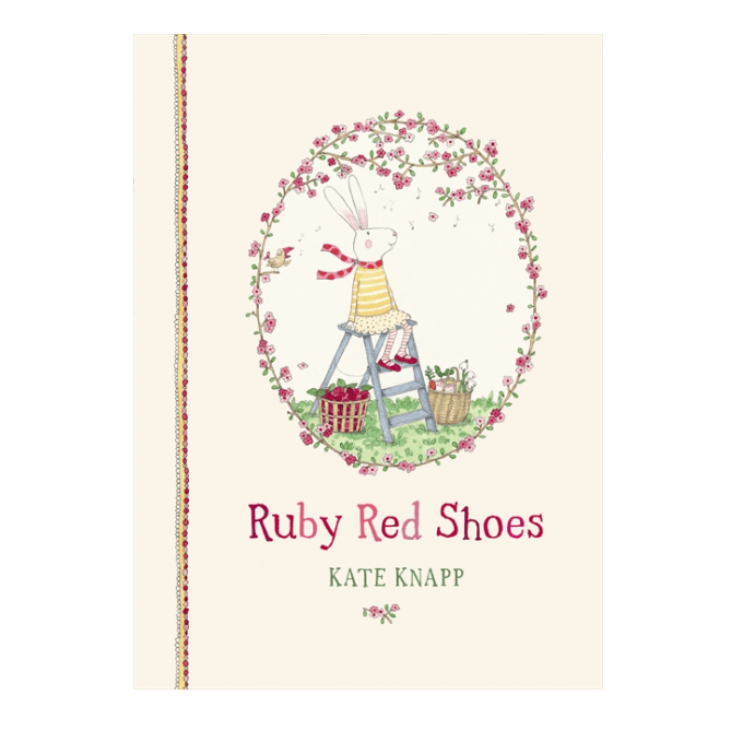 LOVE THIS! Ruby Red Shoes from Harper Collins - shop at littlewhimsy NZ