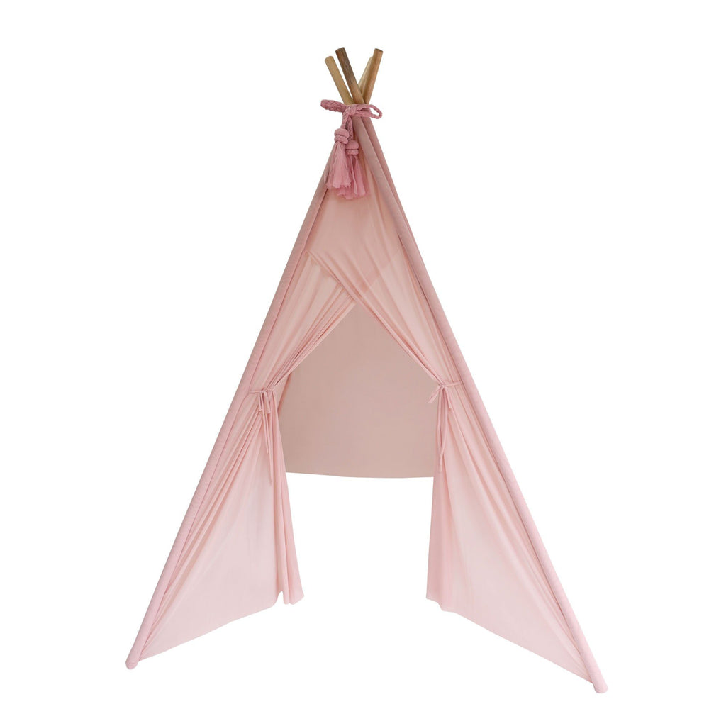 LOVE THIS! Spinkie Teepee in Dusty Pink Sheer from Spinkie - shop at littlewhimsy NZ