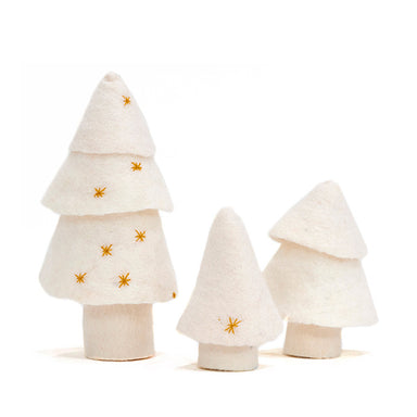 Muskhane Xmas Tree Set - Natural