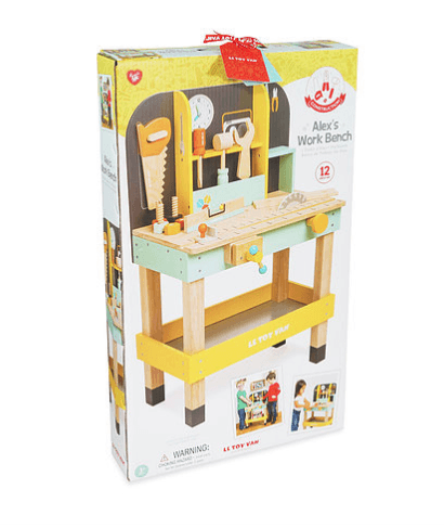 Fine Le Toy Van Alexs Work Tool Bench Gamerscity Chair Design For Home Gamerscityorg