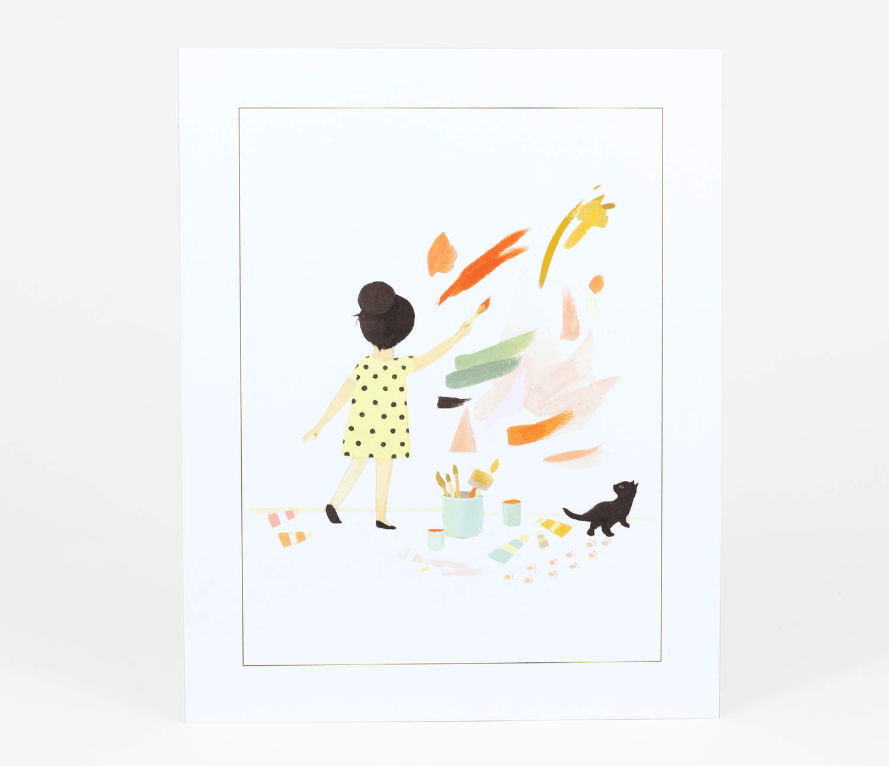 LOVE THIS! Dream World - 20 Wonderful Prints to Frame from Emily Winfield Martin - shop at littlewhimsy NZ