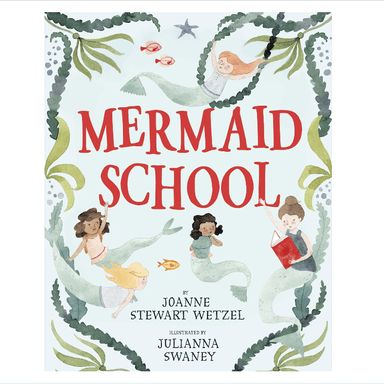 LOVE THIS! Mermaid School from Penguin Books - shop at littlewhimsy NZ