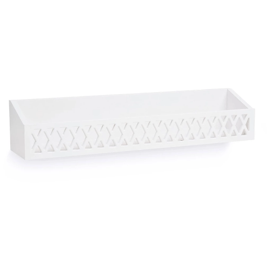 LOVE THIS! Cam Cam Harlequin Shelf - White from CamCam - shop at littlewhimsy NZ
