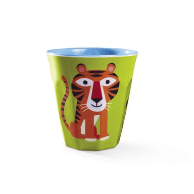 LOVE THIS! Crocodile Creek: Jungle Jamboree Melamine Cup from Crocodile Creek - shop at littlewhimsy NZ