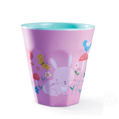 LOVE THIS! Crocodile Creek: Backyard Friends Melamine Cup from Crocodile Creek - shop at littlewhimsy NZ