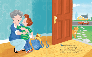 LOVE THIS! Little Golden Book - I Love You, Grandma from Penguin Books - shop at littlewhimsy NZ