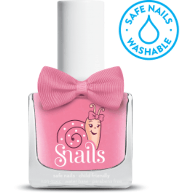 LOVE THIS! Snails Nailpolish - Pink Bang from Snails - shop at littlewhimsy NZ