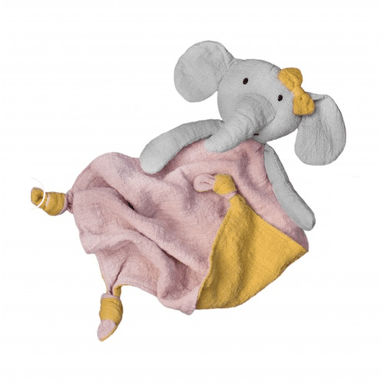 LOVE THIS! Effie the Elephant Comforter from Lily & George - shop at littlewhimsy NZ