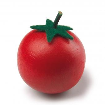 Wooden Food Tomato