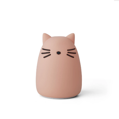 Liewood Room Winston Night Light - Cat Rose