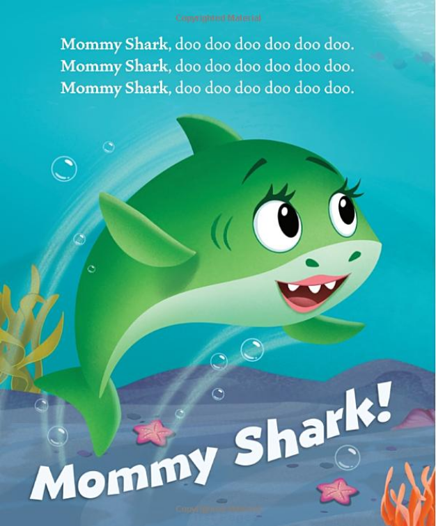 Little Golden Book - Baby Shark