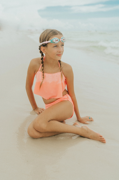 Mermaid Goggles - Jewel Pink