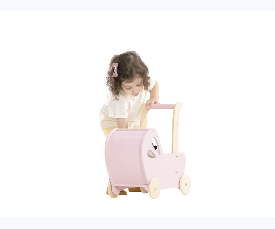 Moover Line Pink Doll's Pram SOLD OUT TILL LATE-2020