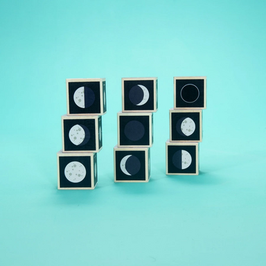 Uncle Goose - Moon Phase Blocks