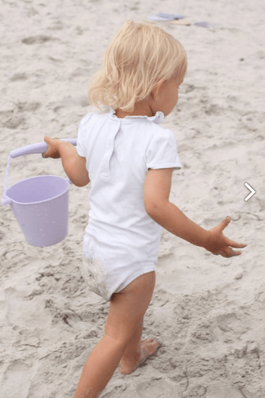 LOVE THIS! Scrunch Collapsible Bucket - Lilac Purple from Scrunch - shop at littlewhimsy NZ