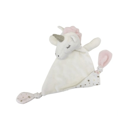 Stardust the Unicorn Comforter from Lily & George - shop at littlewhimsy NZ