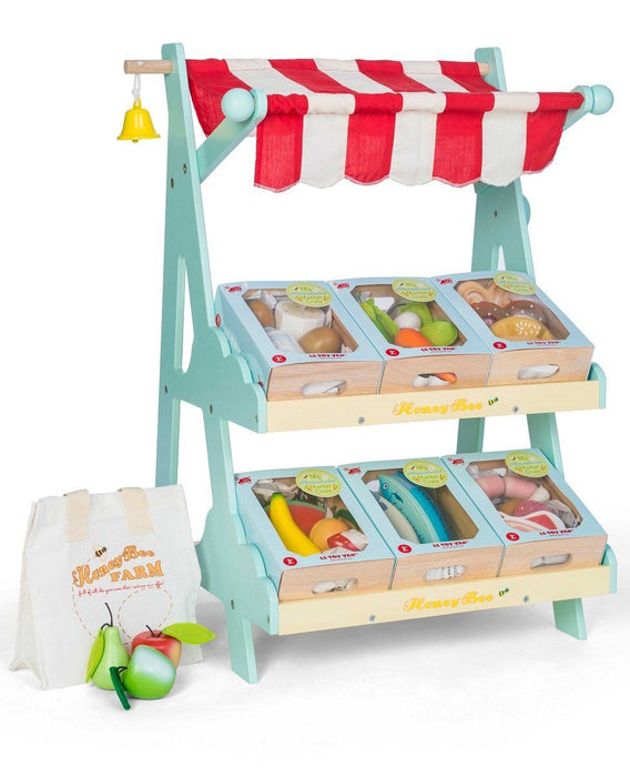 LOVE THIS! Le Toy Van Honeybake Baker's Basket Crate from Le Toy Van - shop at littlewhimsy NZ
