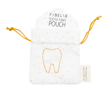 LOVE THIS! Fabelab Tooth Fairy Pouch from Fabelab - shop at littlewhimsy NZ
