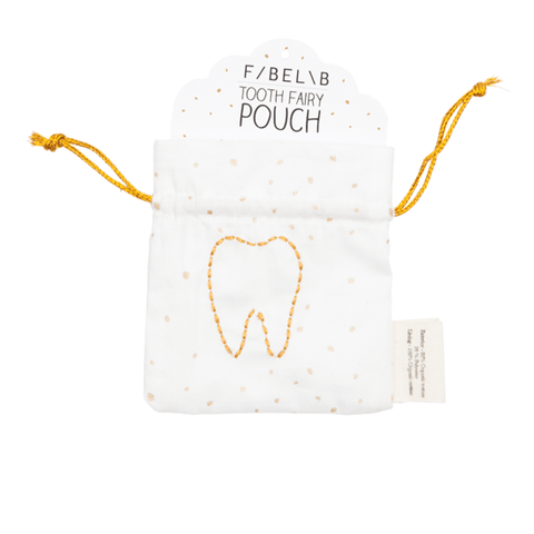 Fabelab Tooth Fairy Pouch PRE-ORDER from Fabelab - shop at littlewhimsy NZ