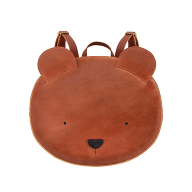 Donsje Umi Leather Backpack | Bear Large