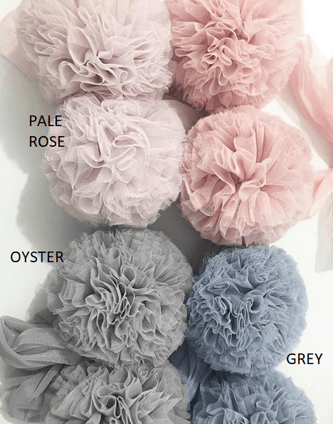 LOVE THIS! Spinkie Pom Garland in OYSTER from Spinkie - shop at littlewhimsy NZ