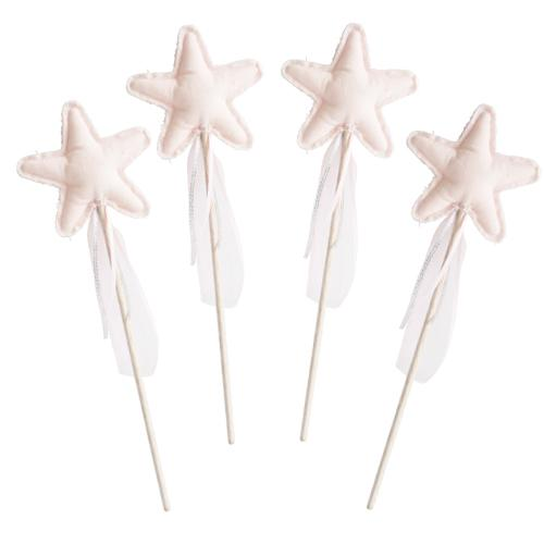 LOVE THIS! Alimrose Magic Wand Star - Pink from Alimrose - shop at littlewhimsy NZ