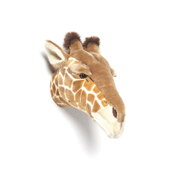 LOVE THIS! Ruby the Giraffe - Wild & Soft Animal Head Large from Wild & Soft - shop at littlewhimsy NZ