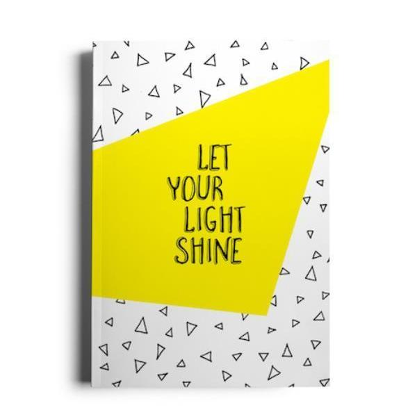 Let Your Light Shine Kids Mini Gratitude Journal