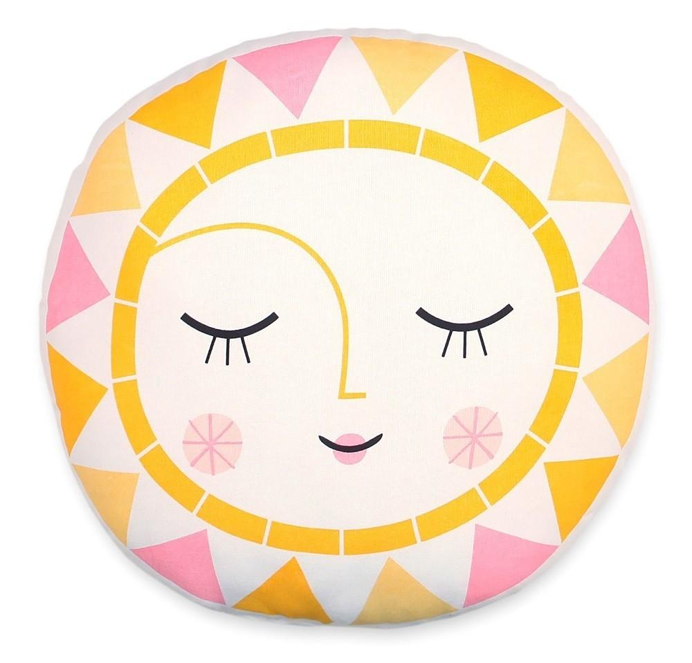 LOVE THIS! Sun Cushion from Petit Monkey - shop at littlewhimsy NZ