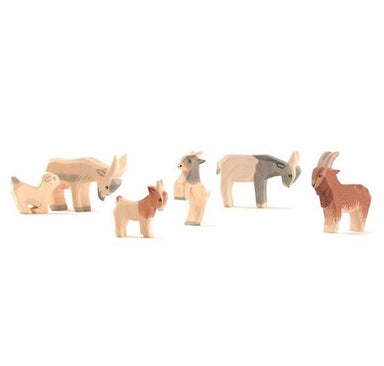 LOVE THIS! Ostheimer Goat Small Standing from Ostheimer - shop at littlewhimsy NZ