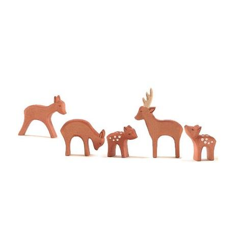 LOVE THIS! Ostheimer Deer Eating from Ostheimer - shop at littlewhimsy NZ
