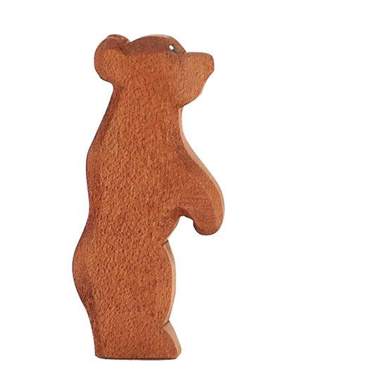LOVE THIS! Ostheimer Bear Small Standing from Ostheimer - shop at littlewhimsy NZ