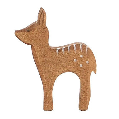 LOVE THIS! Ostheimer Red Deer Fawn Standing from Ostheimer - shop at littlewhimsy NZ