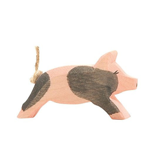 LOVE THIS! Ostheimer Piglet Running from Ostheimer - shop at littlewhimsy NZ