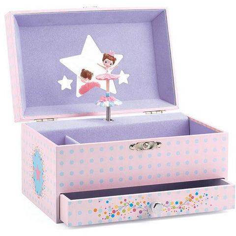Ballerina - Jewellery Music Box