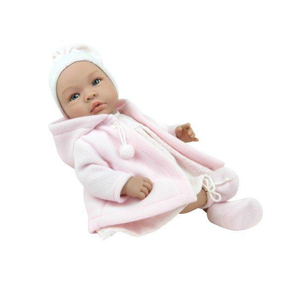 LOVE THIS! Asi Koke Soft Bodied Doll in Pink Outfit from littlewhimsy - shop at littlewhimsy NZ