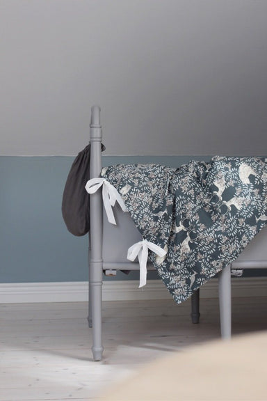 LOVE THIS! Fauna Junior Bedset - Cot from Garbo & Friends - shop at littlewhimsy NZ