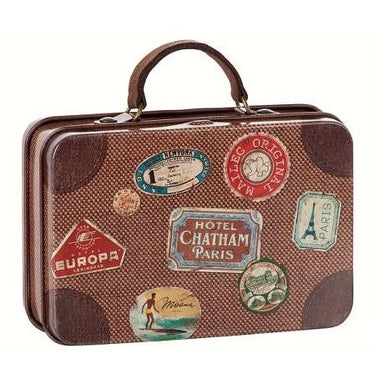 LOVE THIS! Maileg Suitcase - Travel Brown from Maileg - shop at littlewhimsy NZ
