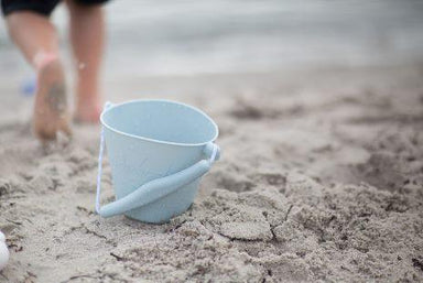 LOVE THIS! Scrunch Collapsible Bucket - Duck Egg Blue from Scrunch - shop at littlewhimsy NZ