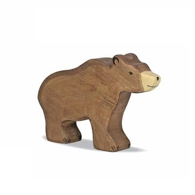 LOVE THIS! Wooden Papa Bear - Holztiger from Holztiger - shop at littlewhimsy NZ