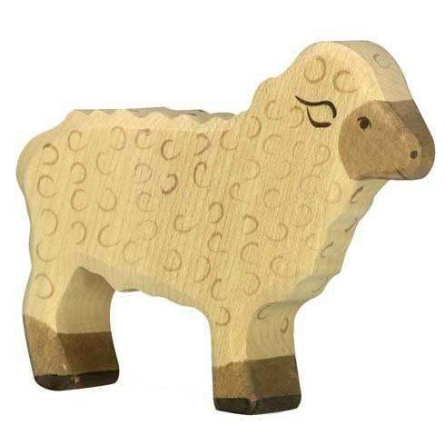 Wooden Sheep - Holztiger