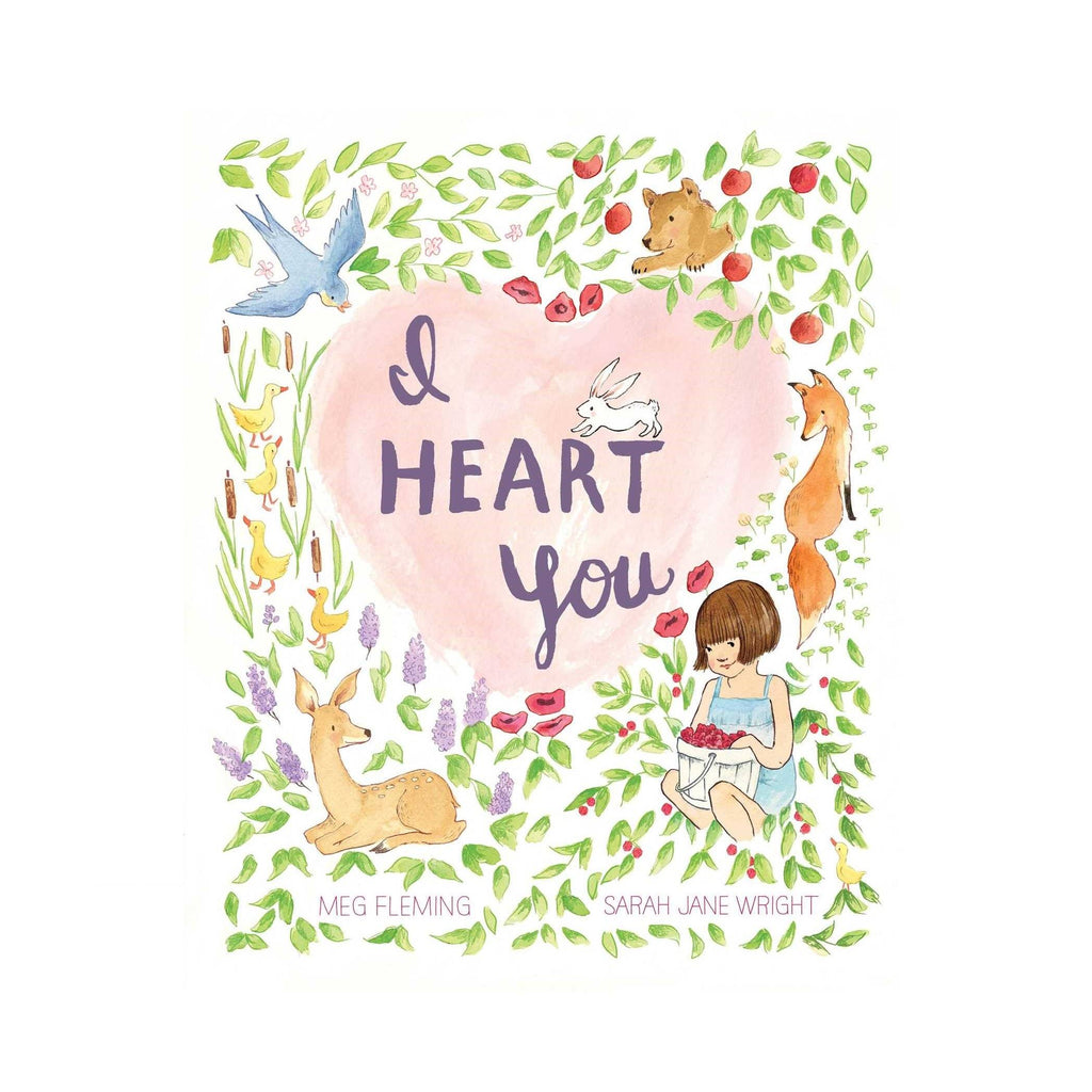 LOVE THIS! I Heart You from Simon + Schuster Books - shop at littlewhimsy NZ