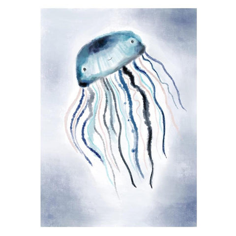 Jack the Jellyfish Print