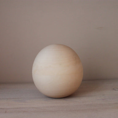 "LOVE THIS! Large Musical Wooden Ball 4.72"" (12 cm) from ROSTOK Wooden Toys - shop at littlewhimsy NZ"