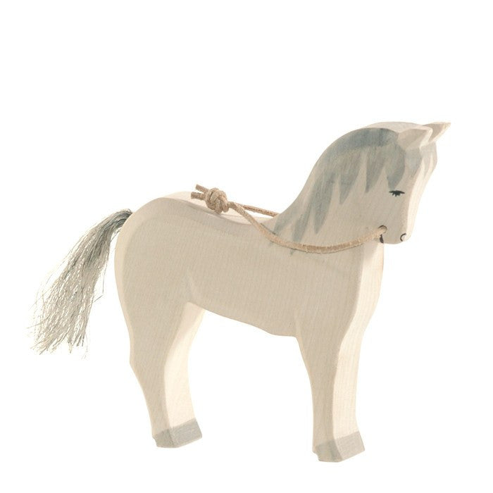 LOVE THIS! Ostheimer Horse White from Ostheimer - shop at littlewhimsy NZ
