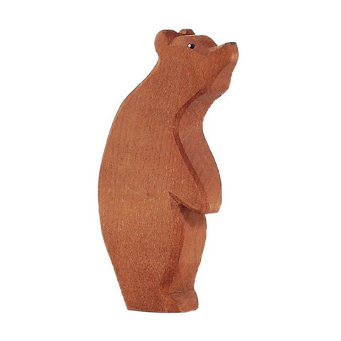 Ostheimer Bear Standing Head High - little whimsy